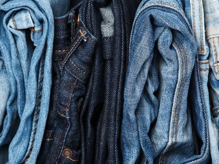 ثابت ماندن رنگ شلوار جین با شستشوی اصولی