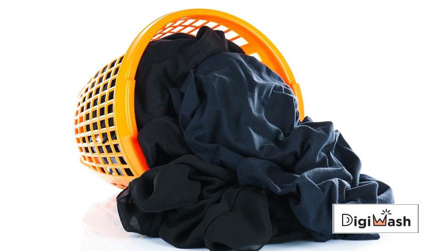 جلوگیری از بور شدن لباس های مشکی