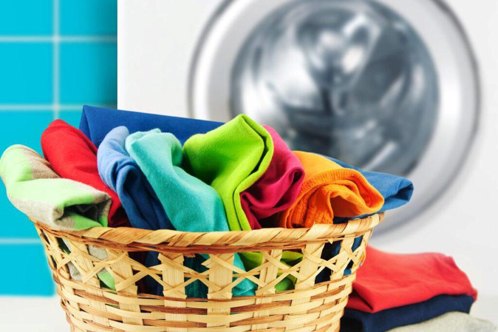 رنگ پس دادن لباسها