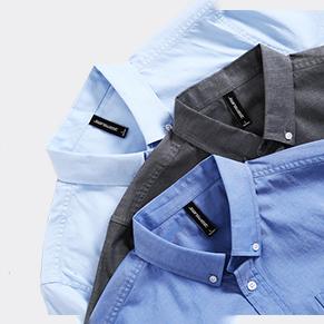 خشکشویی پیراهن مردانه