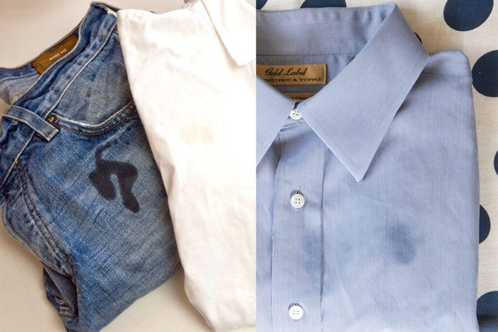 چگونه لکه گازوئیل را از روی لباس پاک کنیم