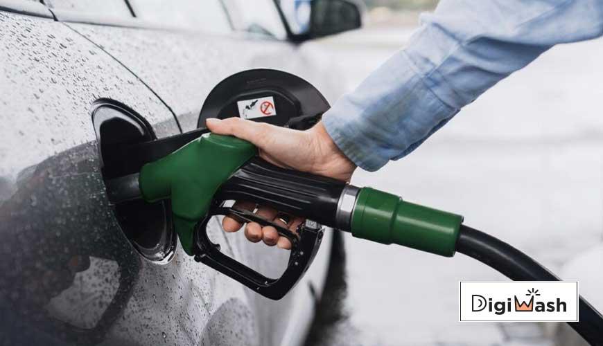 پاک کردن لکه بنزین و گازوئیل از لباس