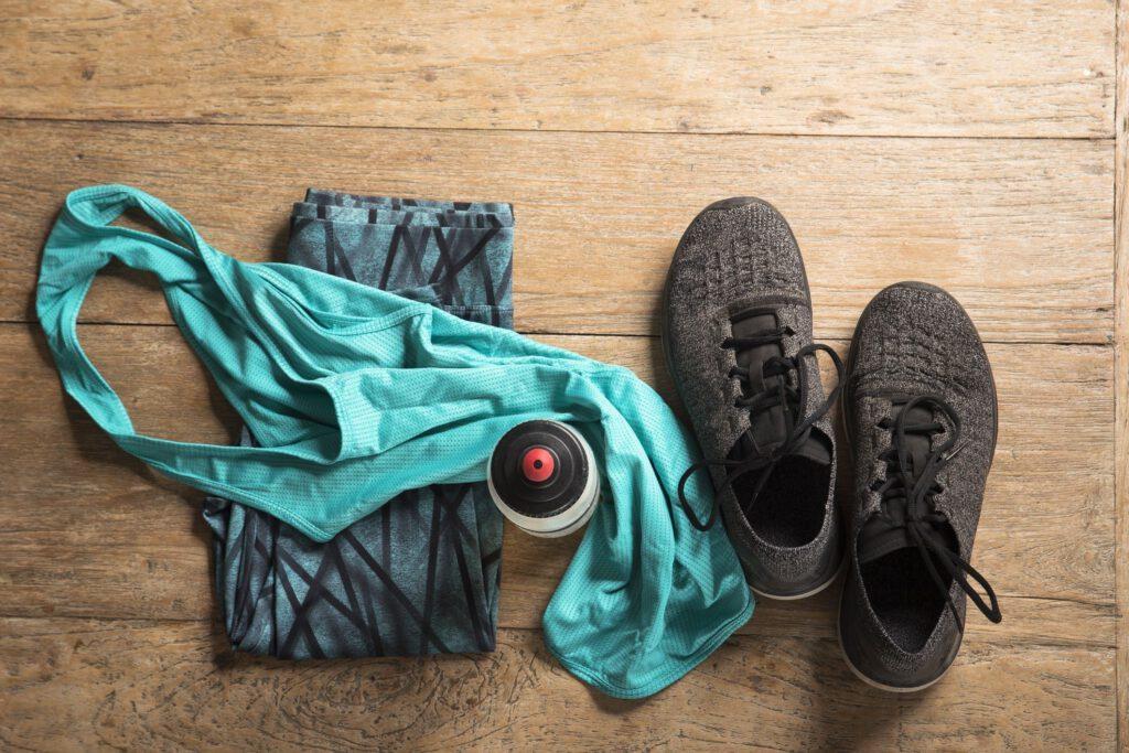شست و شوی لباس ورزشی