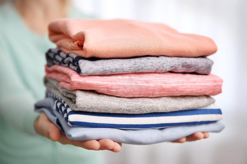 شستن لباس اسپرت